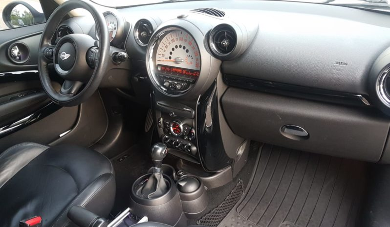 Mini Cooper SD PACEMANN 2.0 Automatic completo