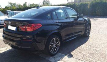 BMW X4 M SPORT XDRIVE ANNO 2015 KM 103000 completo